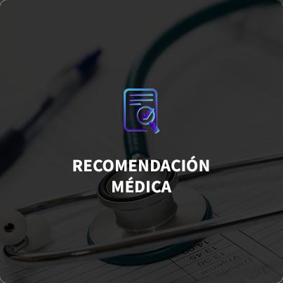 Recomendación médica